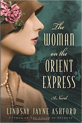 The Woman on the Orient Express Book Cover