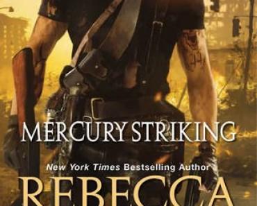 Book Cover Mercury Striking
