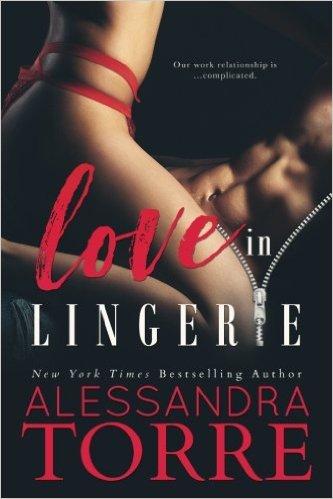 Love in Lingerie Book Cover