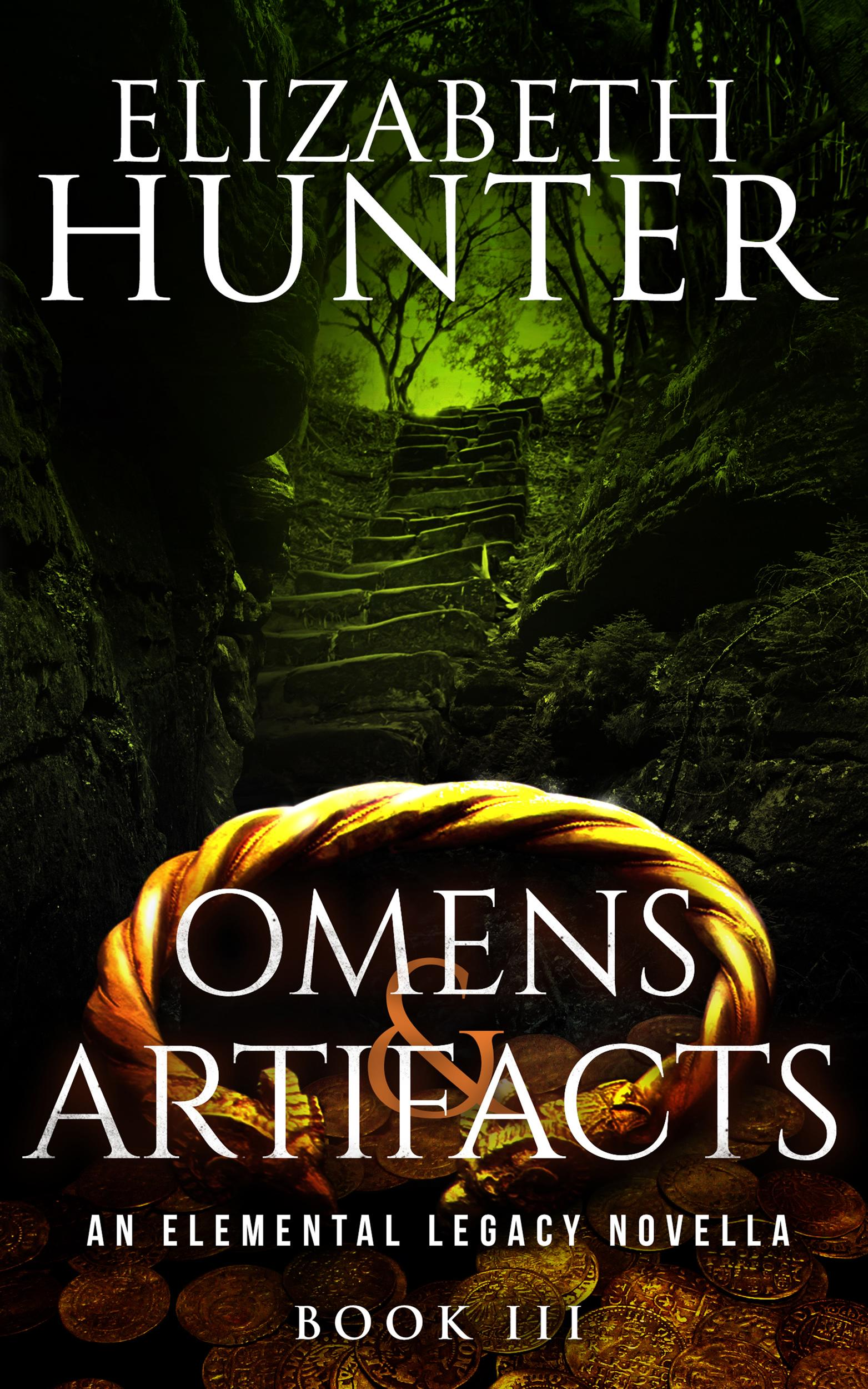 Omens and Artifacts Book Cover