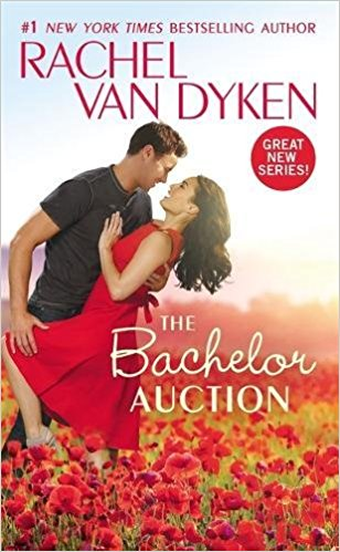 The Bachelor Auction Book Cover