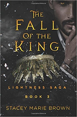 The Fall of the King Book Cover