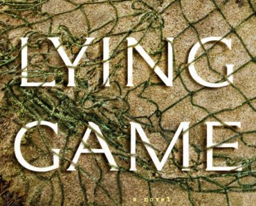Lying Game Book Cover