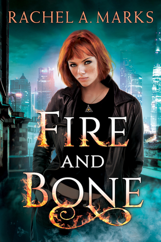 Fire and Bone Book Cover