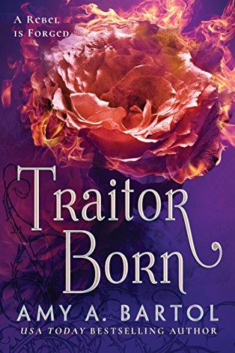 Traitorborn Book Cover