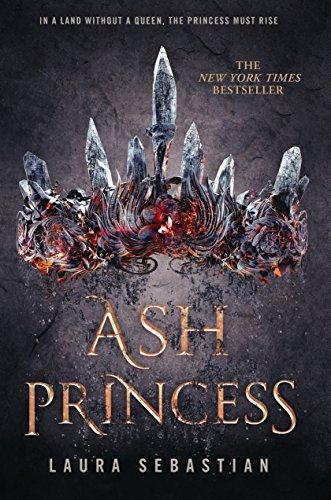 Book Cover - Ash Princess