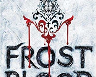 Frost Blood by Elly Blake - Book Image