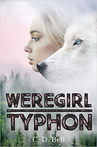 Weregirl: Typhon Book Cover