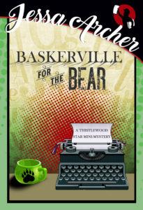 Book Cover Baskerville for Bear