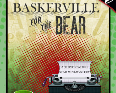 Book Cover Baskerville for Bear