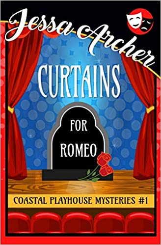 Curtains for Romeo Book Cover