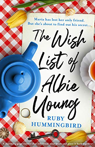 The Wish List of Albie Young Book Cover