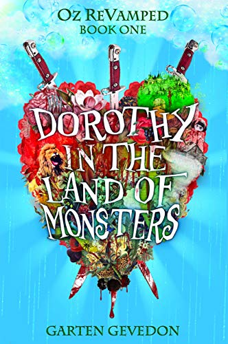 Dorothy in the Land of Monsters Book Cover
