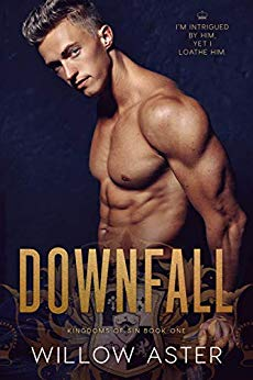 Downfall Book Cover