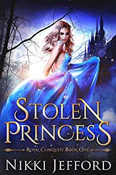 Stolen Princess Book Cover