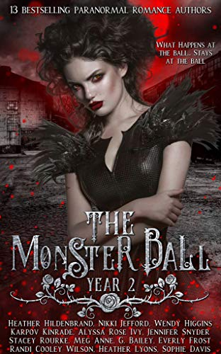 Monster Ball Anthology, Year Two Book Cover