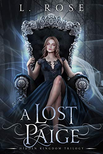 A Lost Paige Book Cover