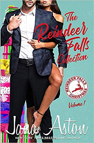 The Reindeer Falls Collection: Volume 1 Book Cover