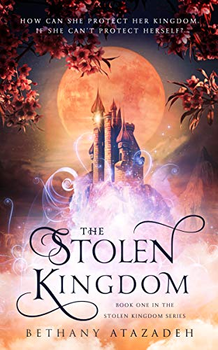 The Stolen Kingdom: An Aladdin Retelling Book Cover