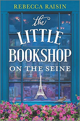 The Little Bookshop on the Seine Book Cover