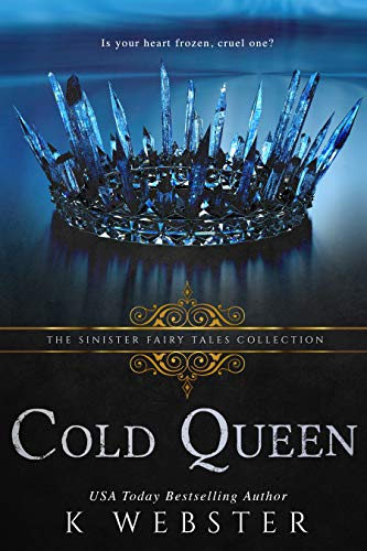 Cold Queen Book Cover