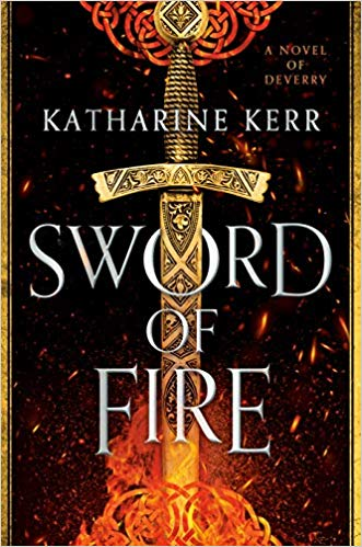 Sword of Fire Book Cover