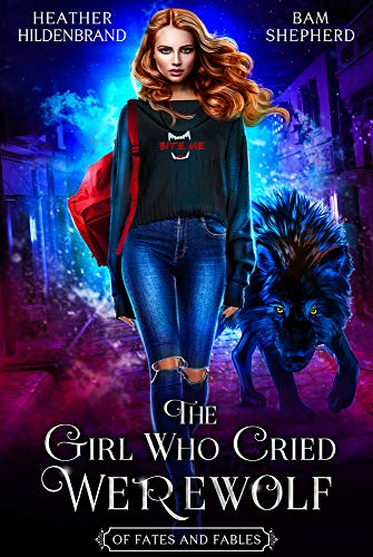 The Girl Who Cried Werewolf Book Cover