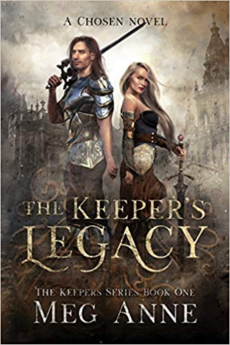 The Keeper's Legacy Book Cover