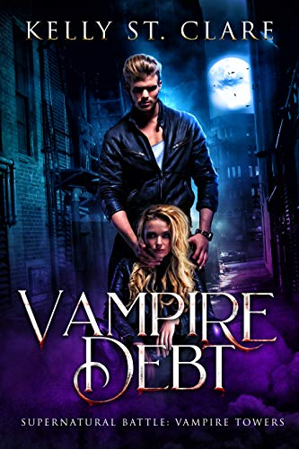Vampire Debt: Supernatural Battle Book Cover
