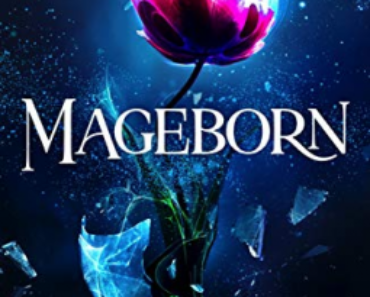 Book cover Mageborn by Jessica Thorne