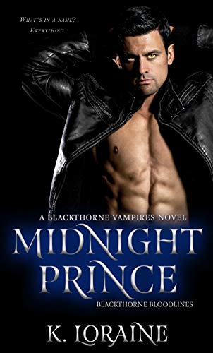 Midnight Prince Book Cover