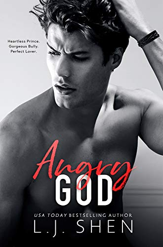 Angry God Book Cover