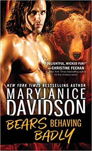 Bears Behaving Badly Book Cover
