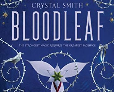 BloodLeaf book cover Crystal Smith