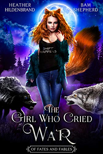 The Girl Who Cried War Book Cover