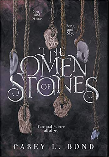 The Omen of Stones Book Cover