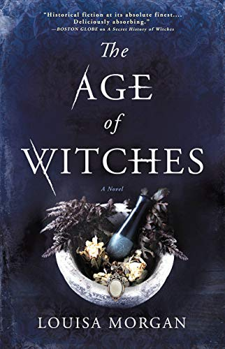 The Age of Witches Book Cover