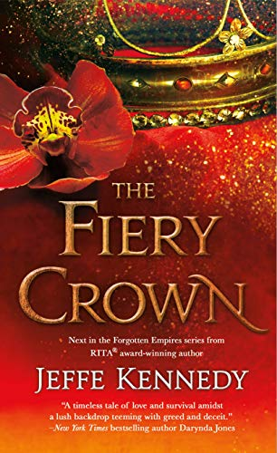The Fiery Crown Book Cover