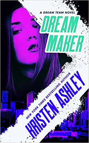 Dream Maker Book Cover