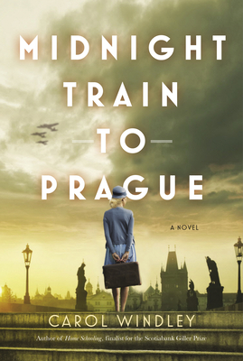 Midnight Train to Prague Book Cover