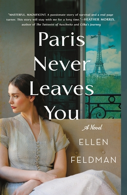 Paris Never Leaves You Book Cover
