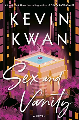 Sex and Vanity: A Novel Book Cover