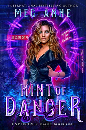 Hint of Danger Book Cover