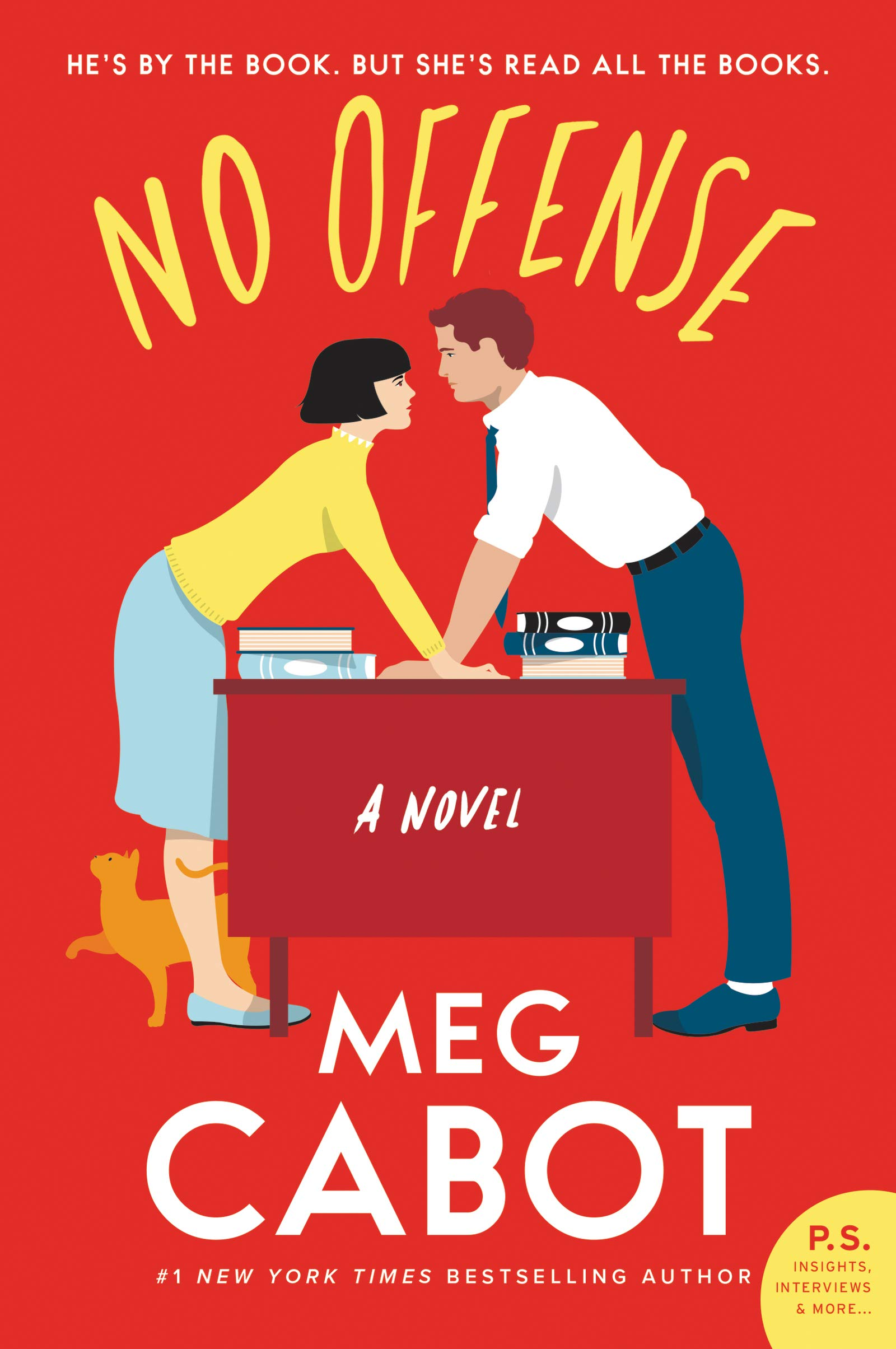 No Offense Book Cover
