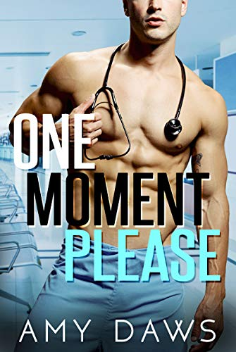 One Moment Please Book Cover
