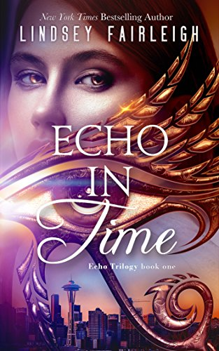 Echo in Time Book Cover