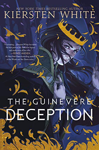 The Guinevere Deception Book Cover