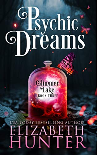 Psychic Dreams: A Paranormal Women's Fiction Novel Book Cover