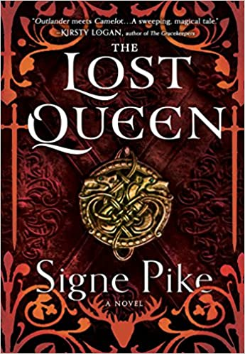 The Lost Queen: A Novel Book Cover