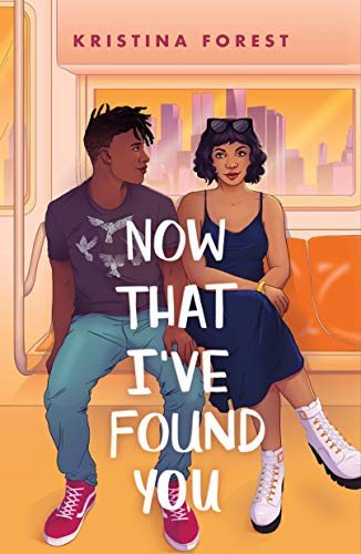 Now That I've Found You Book Cover